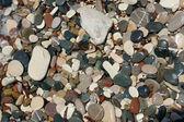 Kolor tekstury kamienie kamyk — Zdjęcie stockowe