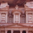 Petra in Jordan. Sanctuary — Stock Photo #1540678