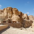 Petra in Jordan — Stock Photo #1659442