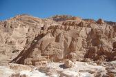 在埃及的白色峡谷 — 图库照片