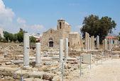 The early christian basilica — Stock Photo
