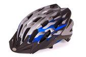 Bicycle helmet — Stock Photo