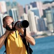Photographer — Stock Photo #1420651