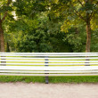 Royalty-Free Stock Photo: Bench in the park