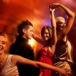 Stock Photo: Dancing in night club