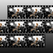 Filmstrip collage — Stock Photo #1422044