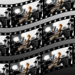 Filmstrip collage — Stock Photo #1422063