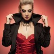 Vampire woman — Stock Photo #1422137