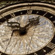 Picture of an antique clock — Stockfoto