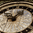 Стоковое фото: Picture of an antique clock