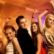 Dancing in the night club — Stock Photo #1422950