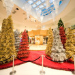 Christmas decoration in shopping mall — Stock Photo #1423276