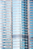 Městské budovy pozadí — Stock fotografie