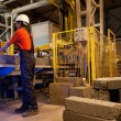 Factory loader at work — Stockfoto #1728070