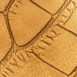 Picture of a genuine leather texture — Stock Photo