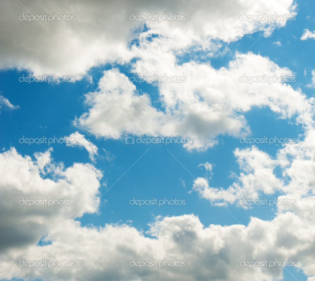 Cloudscape — Stock Photo #1729793