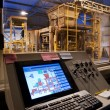 Factory control room — Stockfoto