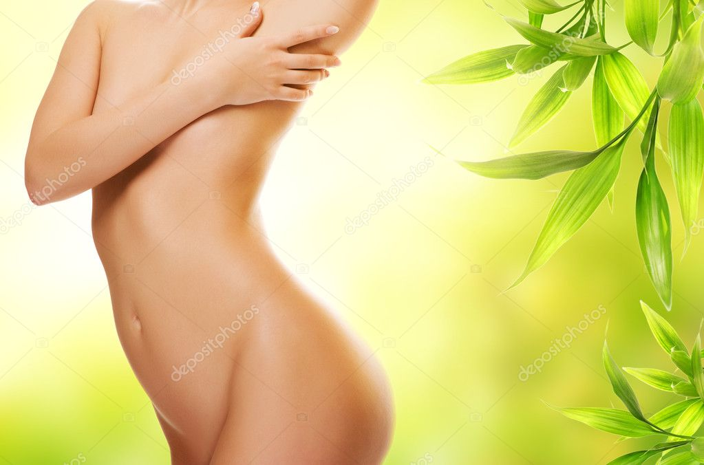 Perfect female body — Stock Photo #1741420
