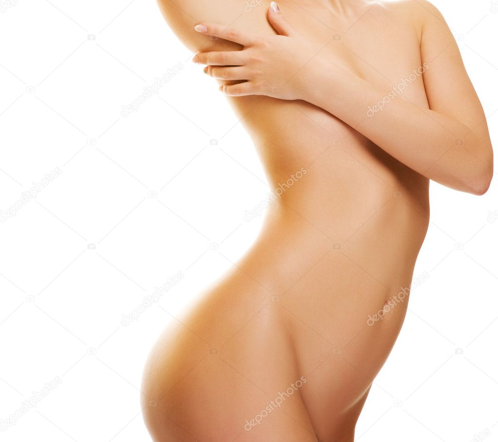 Beautiful female body — Stock Photo #1746851