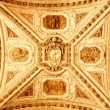Stock Photo: Decorated ceiling