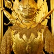 Golden armor - 
