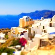 Miniature paradise (Greece) - Stock Photo