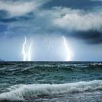 океанский шторм — Стоковое фото #2086011