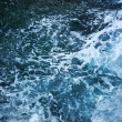 Stock Photo: Ocean at storm. Water texture