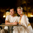 Young couple in love — Stockfoto #2087672