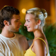 Young couple in love - Stockfoto