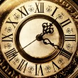 Old antique clock — Stock Photo #2087985