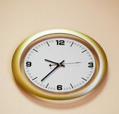 Beautiful wall-clock — Stock Photo