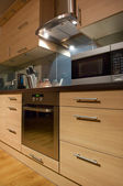 Modern kitchen interior — 图库照片
