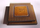 2 CPU — Stock Photo