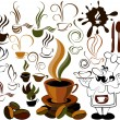 Royalty-Free Stock Vectorafbeeldingen: Cafe menu icon