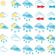 Weather — Stock Vector #1597206