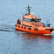 Stock Photo: Pilot boat