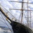 Big classic sailing ship — Stock Photo #1420397