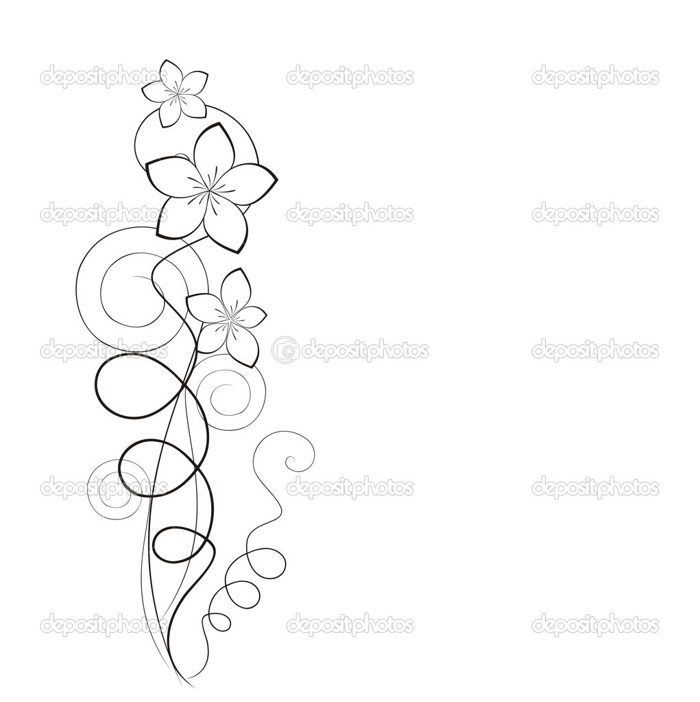 Dibujos De Flores Y Guias Para Dibujar