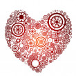 Stock Photo: Heart shape