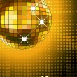 Stock Photo: Disco ball