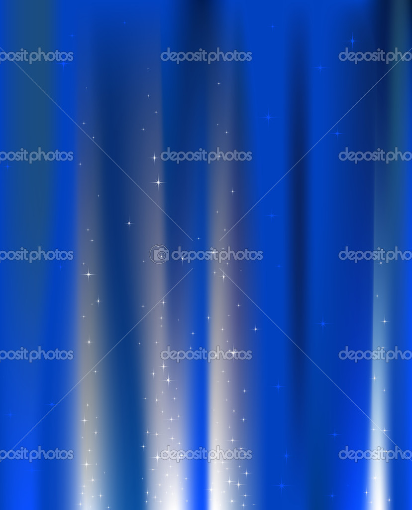 Shiny background with stars — Stock Photo #1606303