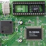 Integrated circuit — Stock Photo #1610334