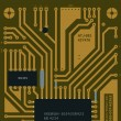 Circuit board — Stock fotografie