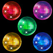 Royalty-Free Stock Photo: Disco balls