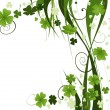 Stock Photo: Design for St. Patrick