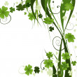 Design for St. Patrick — Stock Photo
