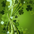 Design for St. Patrick's Day — Stock Photo #1731448
