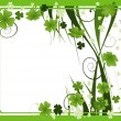 Design for St. Patrick's Day — Stock Photo #1731489