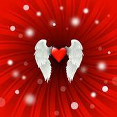 Valentine design — Stock Photo